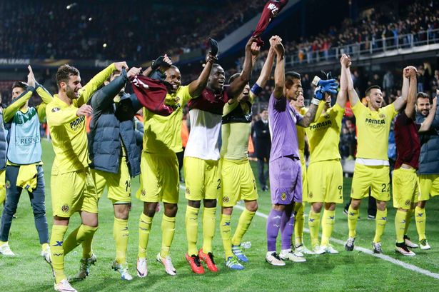 Liverpool to play Villarreal in the Europa League semi-finals