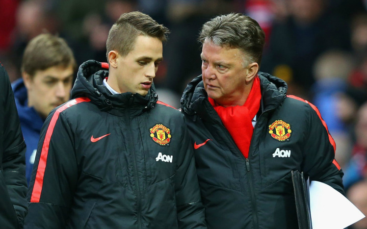 The real reason as to why LVG has dropped Adnan Januzaj