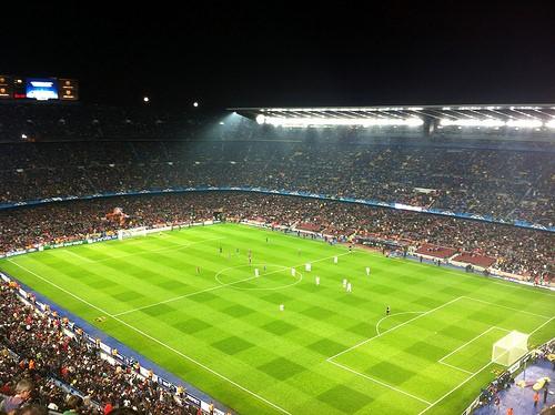 """fc barcelona vs ac milan"" (CC BY 2.0) by Dave_B_"