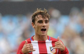 Antoine Griezmann looks close to moving to Manchester