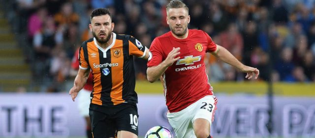Luke Shaw could leave Manchester United this summer
