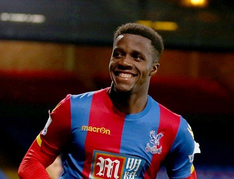Zaha is attracting interest from a host of Premier League clubs